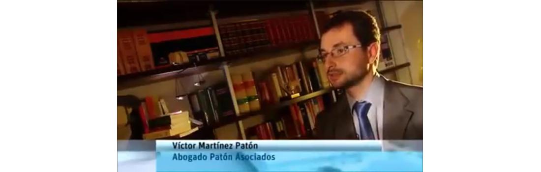 Reportaje en Informativos TeleCinco sobre el maltrato en parejas homosexuales