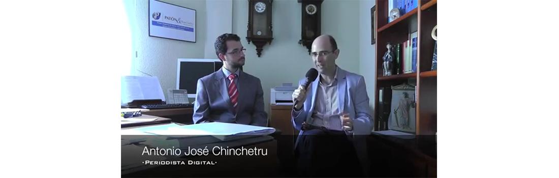 Entrevista en Periodista Digital