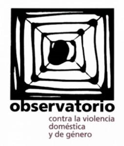 Logo Observatorio violencia género