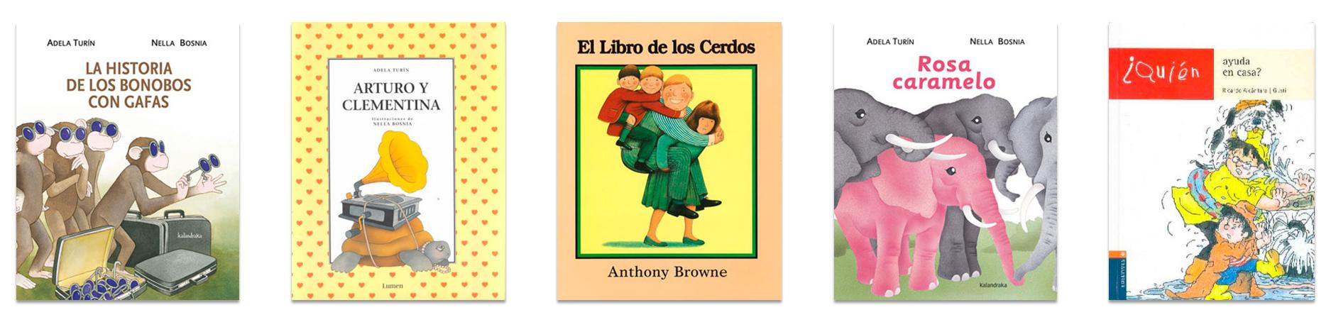 10 Libros para educar a los niños en igualdad