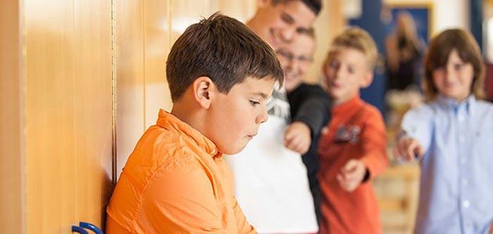 Detectar a tiempo el acoso infantil