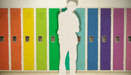 El acoso escolar al colectivo LGTB