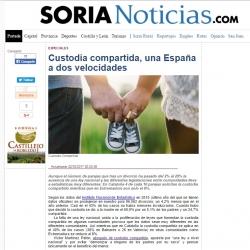 Víctor Martínez Patón reflexiona sobre la custodia compartida
