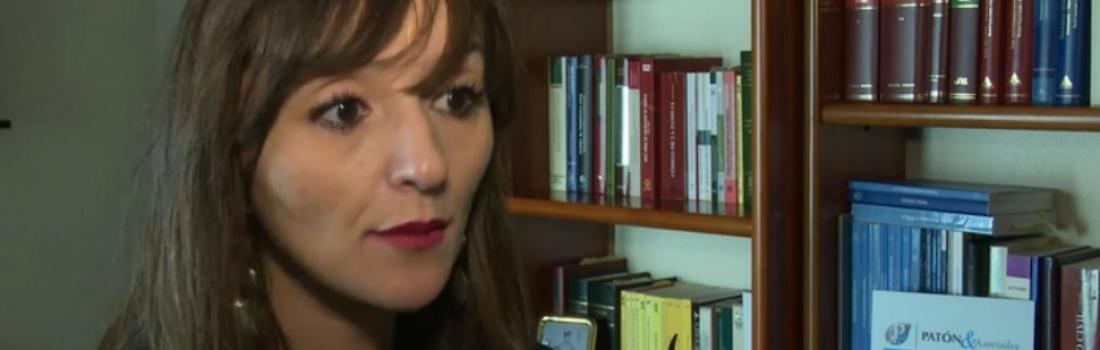Susana Doñoro habla sobre hombres maltratados