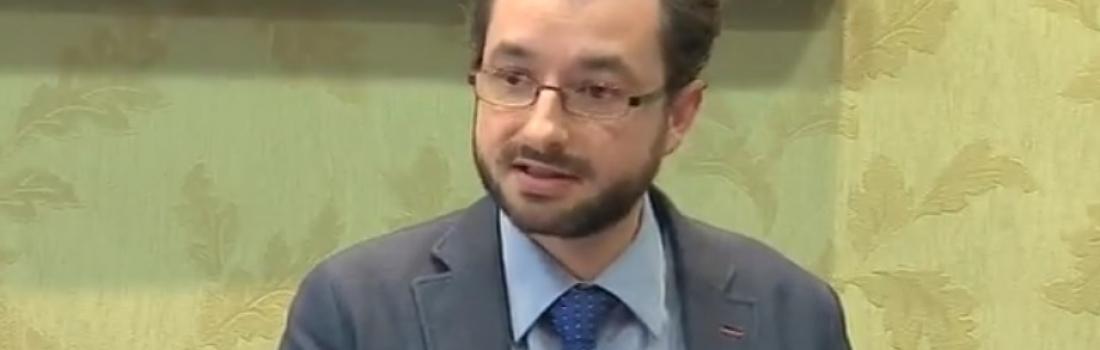 Víctor Martínez Patón pide que se cambie la Ley de Violencia de Género