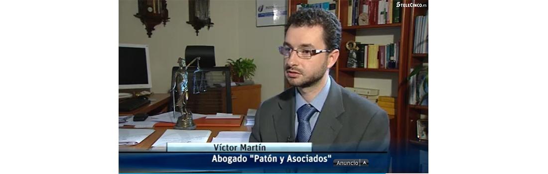 Entrevista en Telecinco