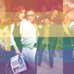 La visibilidad del colectivo LGTB en las series